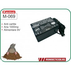Aparat anti cartita alimentare la 9V (1000mp) - Kemo M069N