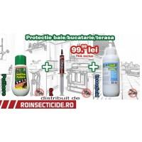 NOU! Kafer Gel + Evosect + Praf contra insectelor de casa