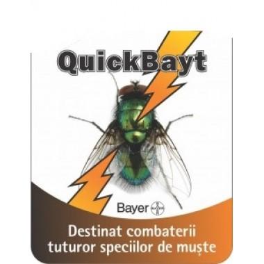 QuickBayt - Insecticid granule impotriva mustelor 30 gr
