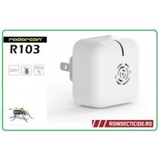 Aparat impotriva mustelor cu ultrasunete (25mp) - Radarcan R-103