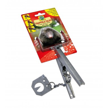 Capcana mecanica anti cartita (rozatoare subterane) - TTP94
