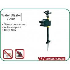 Aparat anti-animale cu jet de apa (10m) - Water Blaster Solar