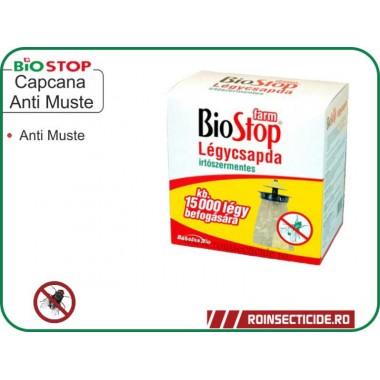 Capcana muste cu feromoni - BioStop Farm