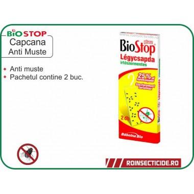Capcana pentru muste - BioStop Plusz