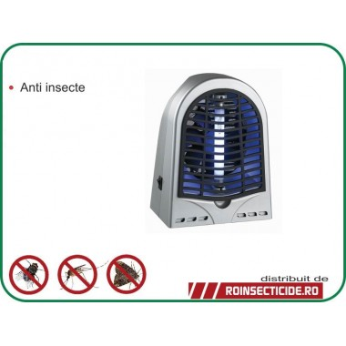 Aparat anti insecte cu lampa UV (4W) si ventilator