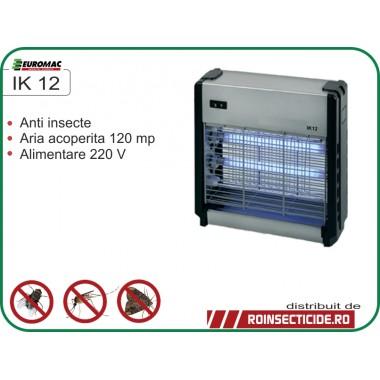 Distrugator insecte IK 12 (acopera aprox. 120 mp)
