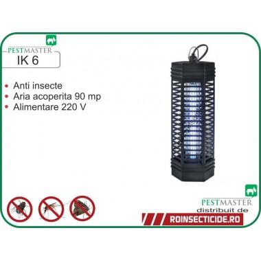Distrugator de insecte zburatoare (aprox. 90mp) - Pestmaster IK 6 - REDUCERE -20%