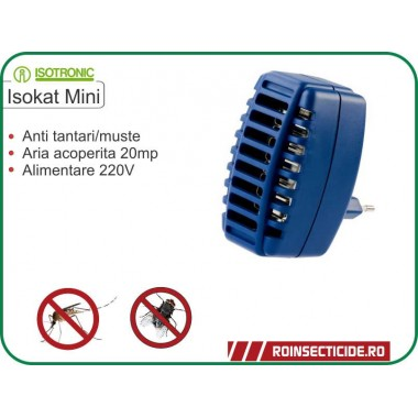 Isokat Mini pentru priza (20mp)