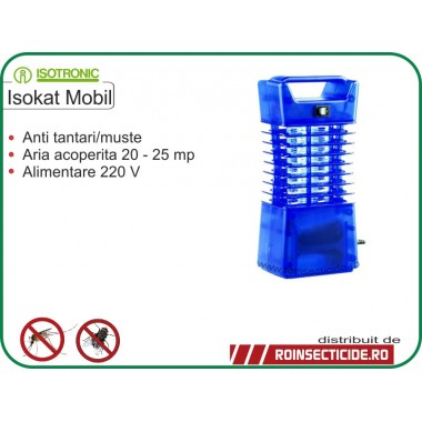 Isotronic Isokat mobil (20mp)