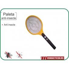 Paleta electrica - capteaza insectele