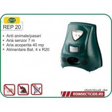 Aparat impotriva animalelor cu senzor de miscare (40mp) - REP 20
