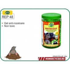 Capsule (cuburi) de gel impotriva rozatoarelor  (1000 ml) - REP 48