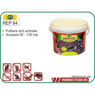 Pulbere solubila anti animale salbatice  (900 gr) - REP 64