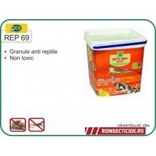 Granule anti reptile : serpi, soparle, gustere  (3000 ml) - REP 69