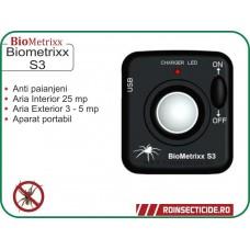 Aparat anti paianjeni - Biometrixx S3