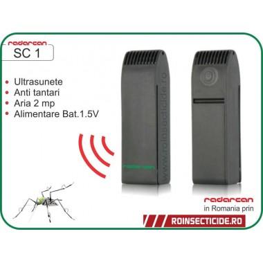 Aparat portabil impotriva tantarilor (2mp) - Radarcan SC 1