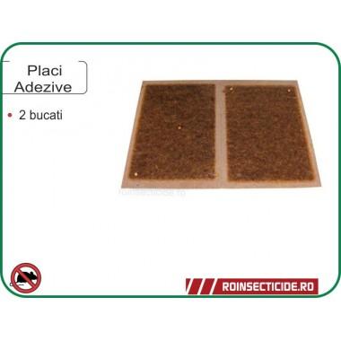 Placi adezive pentru soareci Tavolette Maxi (2 buc)