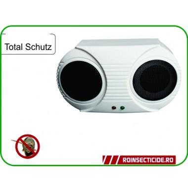 Aparat cu ultrasunete impotriva daunatorilor  (465 mp) - Total Schutz