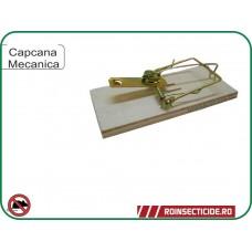 Capcana mecanica pentru soareci Basic Trap 2buc.