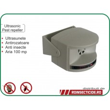 Ultrasonic PestRepeller - 100 mp