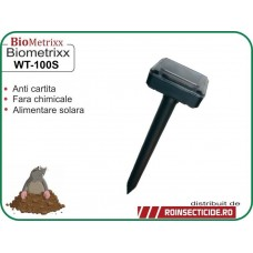 Aparat anticartita solar (650 mp) - BioMetrixx WT-100S