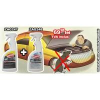 Oferta pachet protectie auto ZAG247 + ZAG248